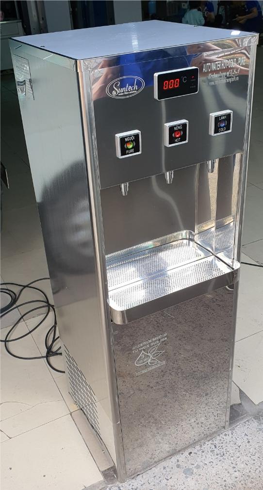 Máy lọc nước nóng lạnh 3 chức năng | maylocnuocnonglanh.vn